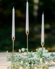 Kerzenständer Romance 3-tlg
