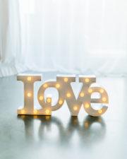 Vegas Light White Love