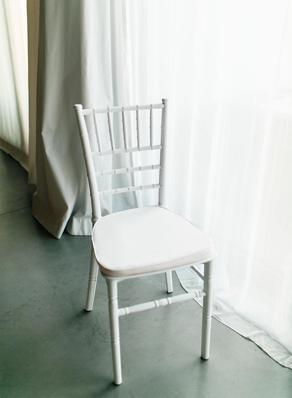 Chiavari Tiffany Weiß