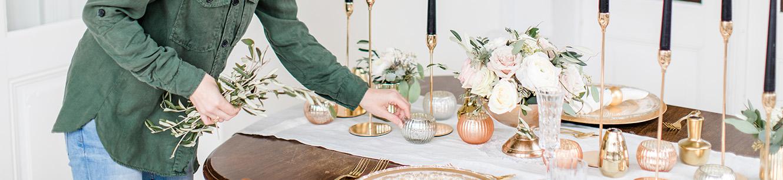 Deko-Service für Hochzeiten